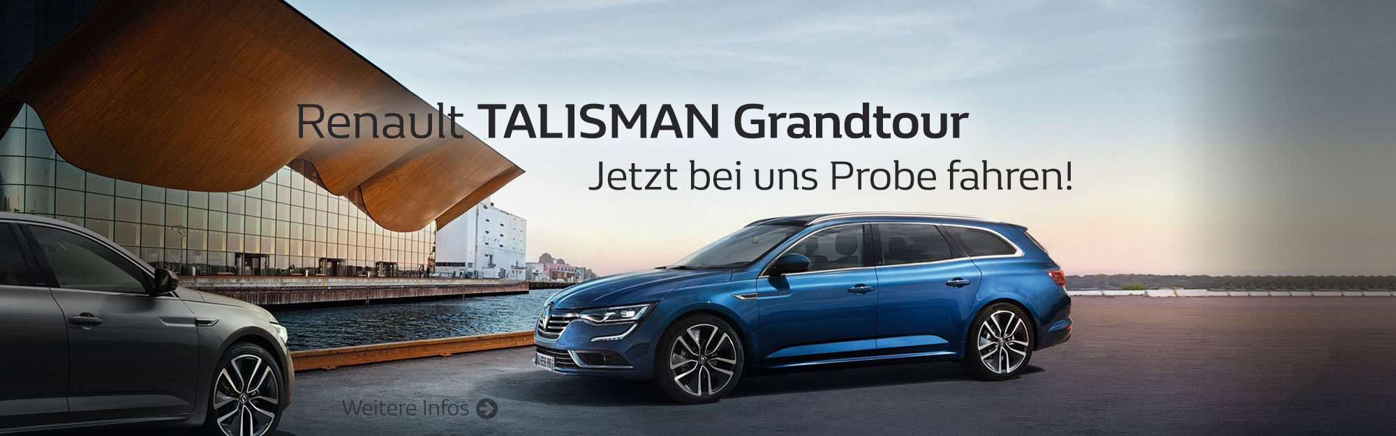 renault talisman grandtour autohaus richter. Black Bedroom Furniture Sets. Home Design Ideas